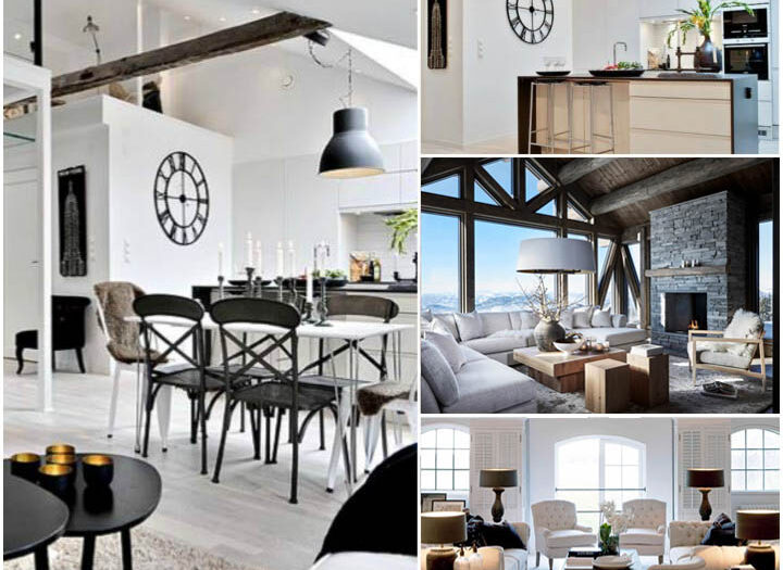 FROM CITY LIFE TO SUMMER HOUSE - We create beautiful environments for living